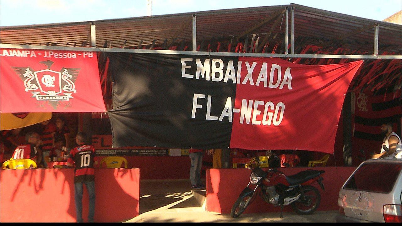 Torcidas Do Flamengo Na Paraíba Se Reúnem E Organizam Festa Para A Final Da Libertadores