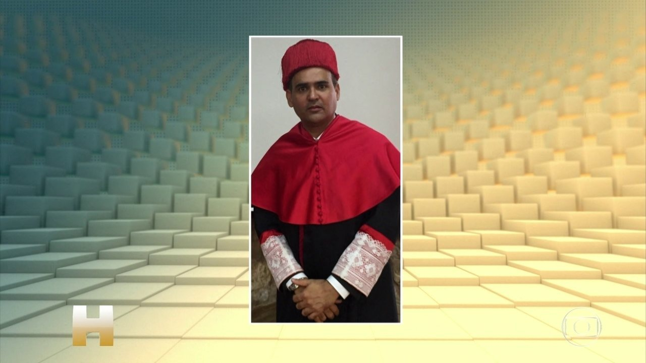 PF prende em Salvador o juiz Sérgio Humberto Sampaio