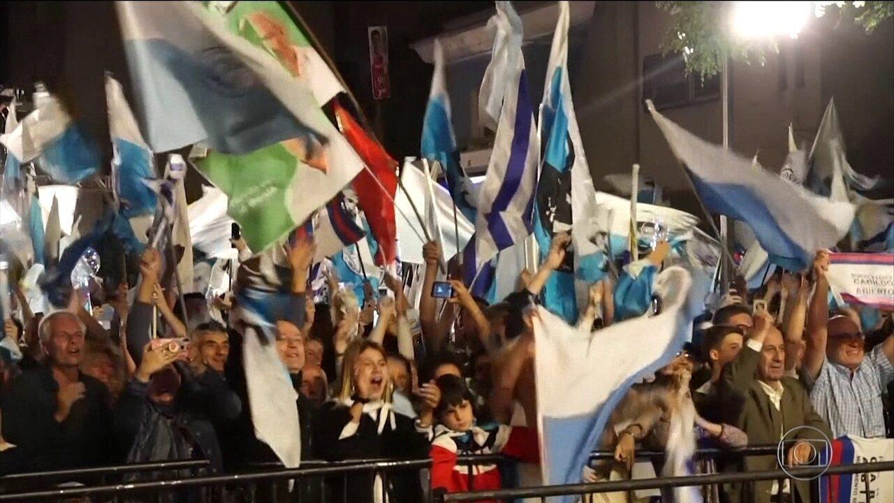 Tribunal Eleitoral do Uruguai adia divulgação do resultado das eleições presidenciais