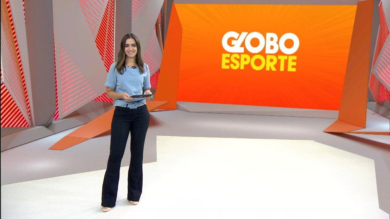 Globo Esporte DF - 25/11/2019 - Íntegra - Globo Esporte DF - 25/11/2019 - Íntegra