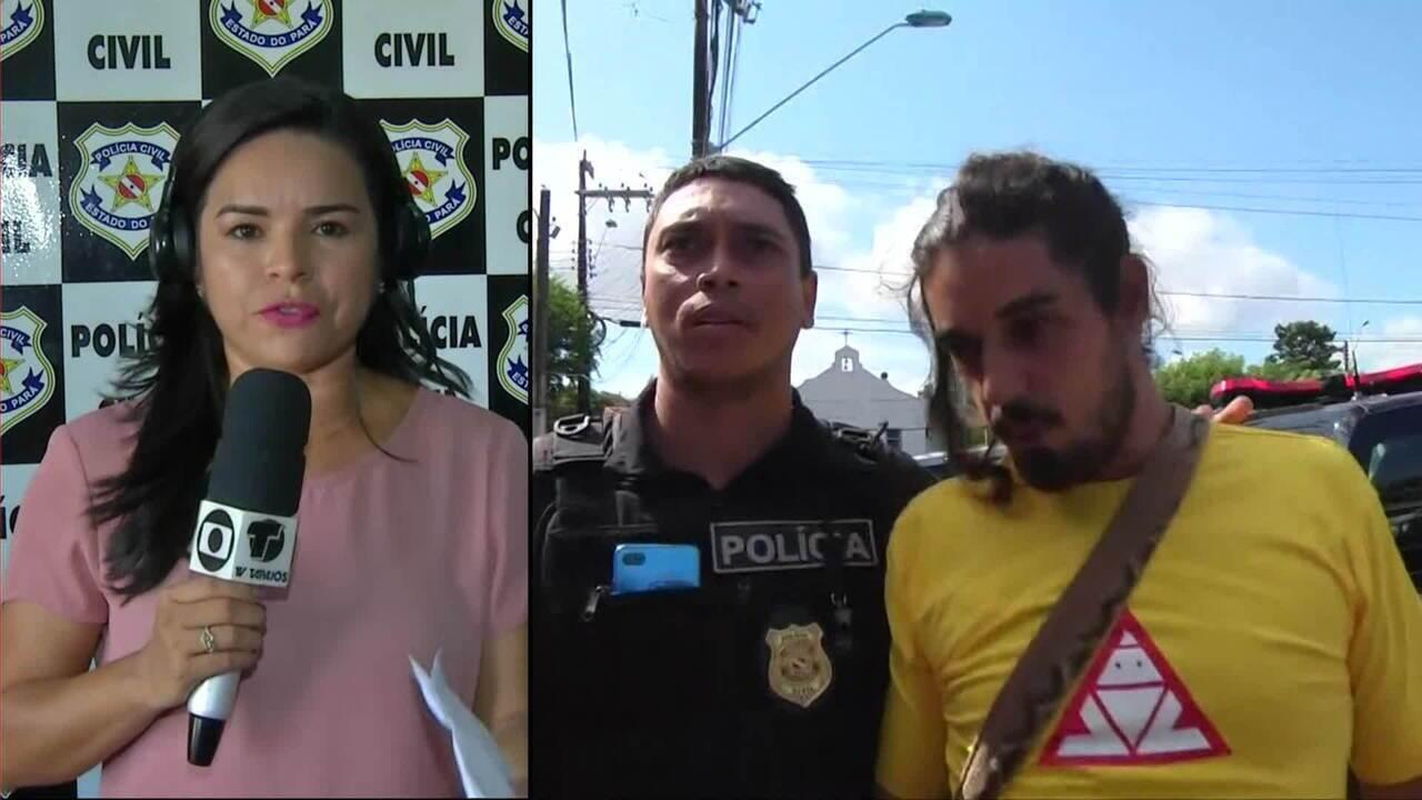Polícia do Pará prende quatro brigadistas suspeitos de causar incêndio em Alter do Chão