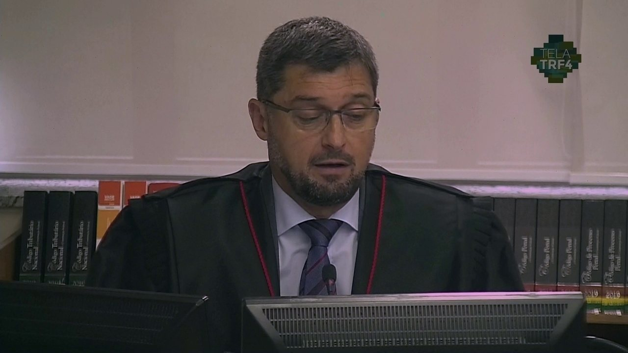 Procurador Mauricio Gerum fala em julgamento de Lula no TRF-4 sobre sítio em Atibaia
