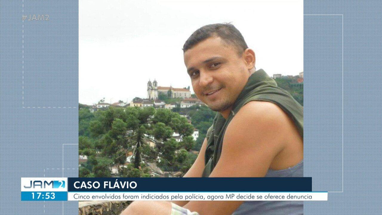 Caso Flávio: Cinco pessoas são indiciadas após investigações policiais