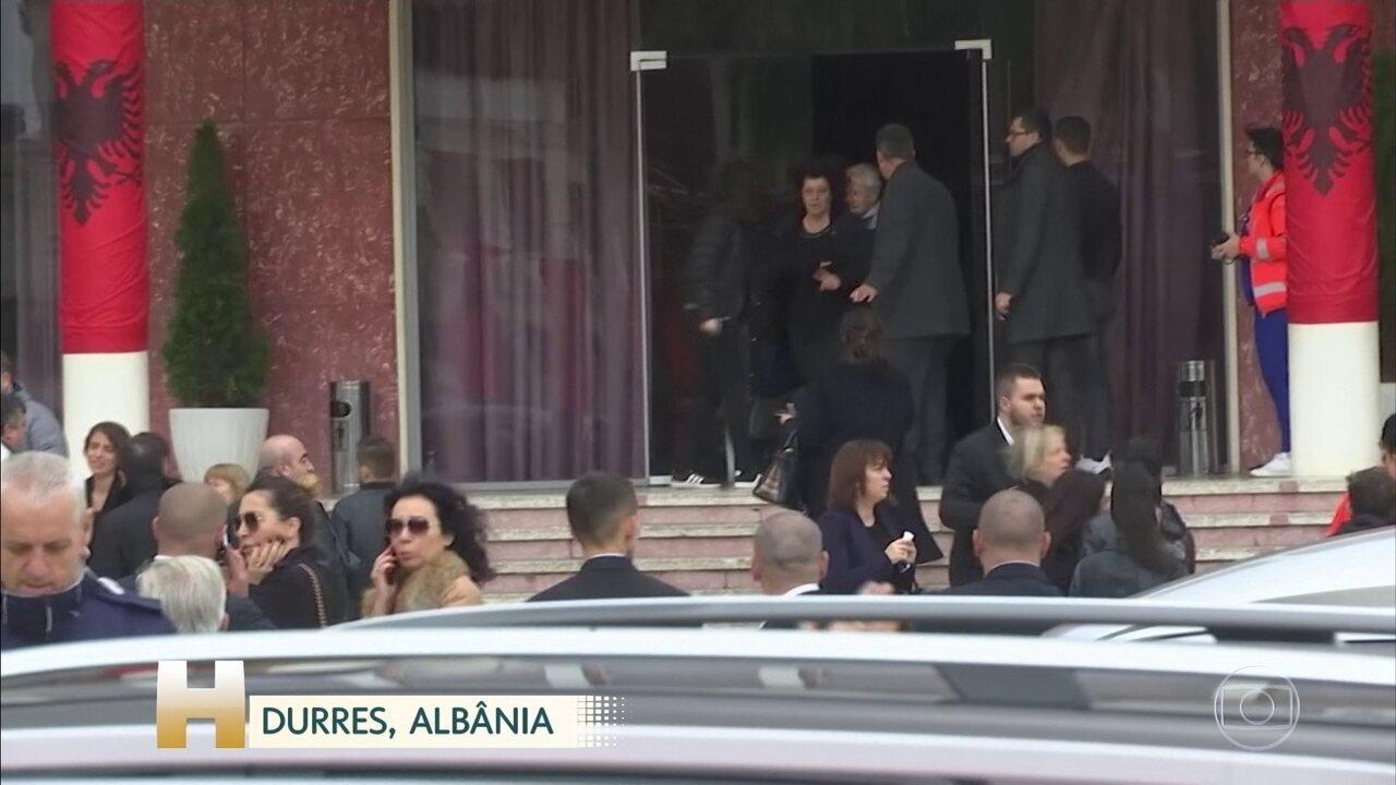 Tremores secundários assustam na Albânia, depois de terremoto que matou 40 pessoas