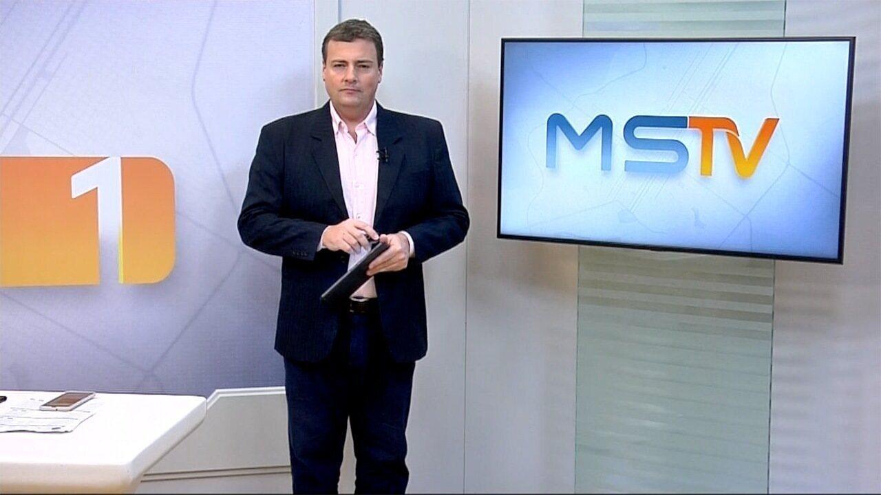 MSTV 1ª Edição Dourados - edição de sexta-feira, 29/11/2019 - MSTV 1ª Edição Dourados - edição de sexta-feira, 29/11/2019