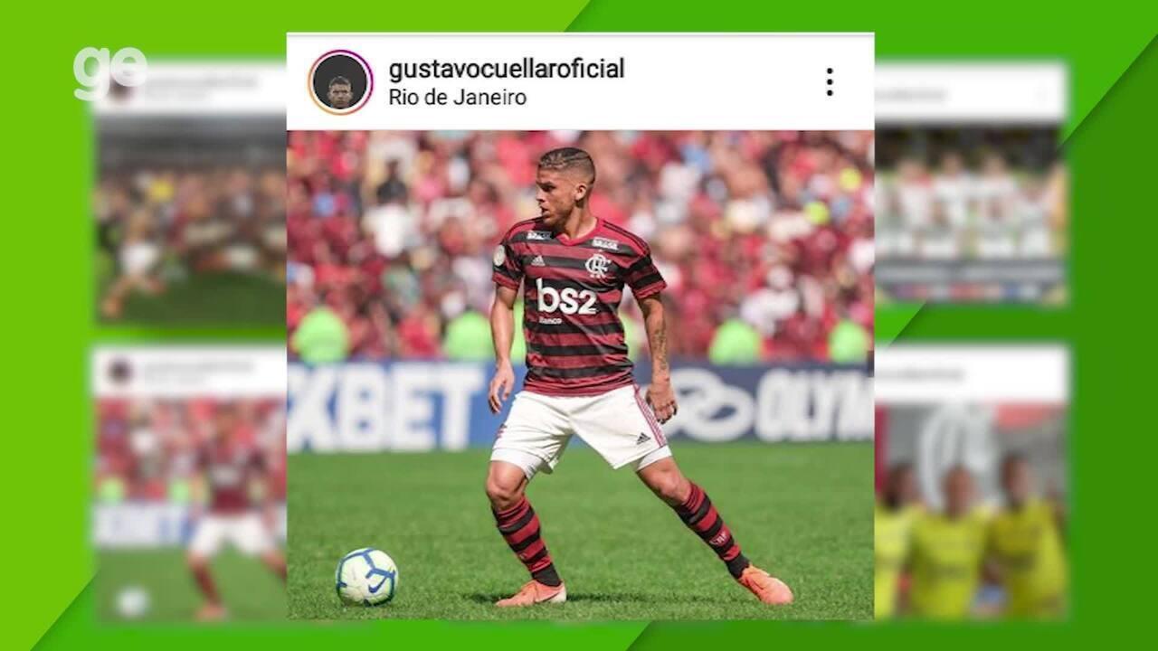 Cuellar fala sobre títulos do Flamengo e possível encontro no Mundial de Clubes