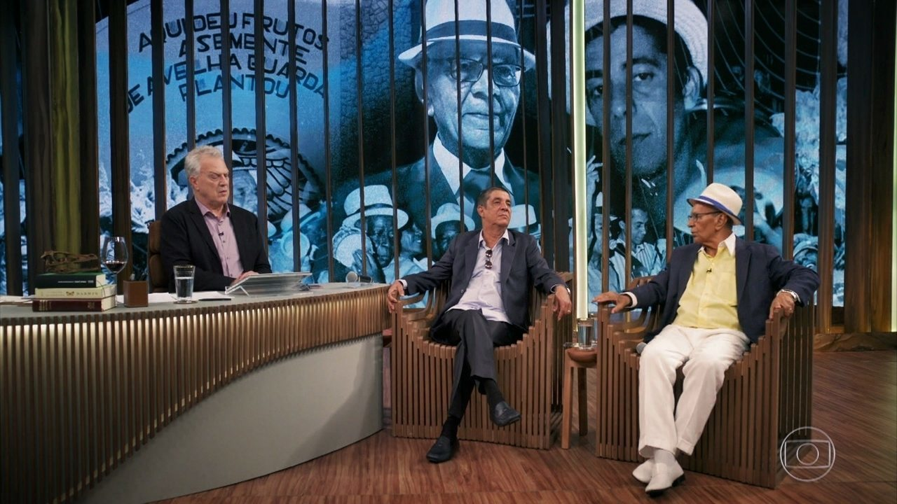 """Monarco fala sobre o documentário """"Mistério do Samba"""""""