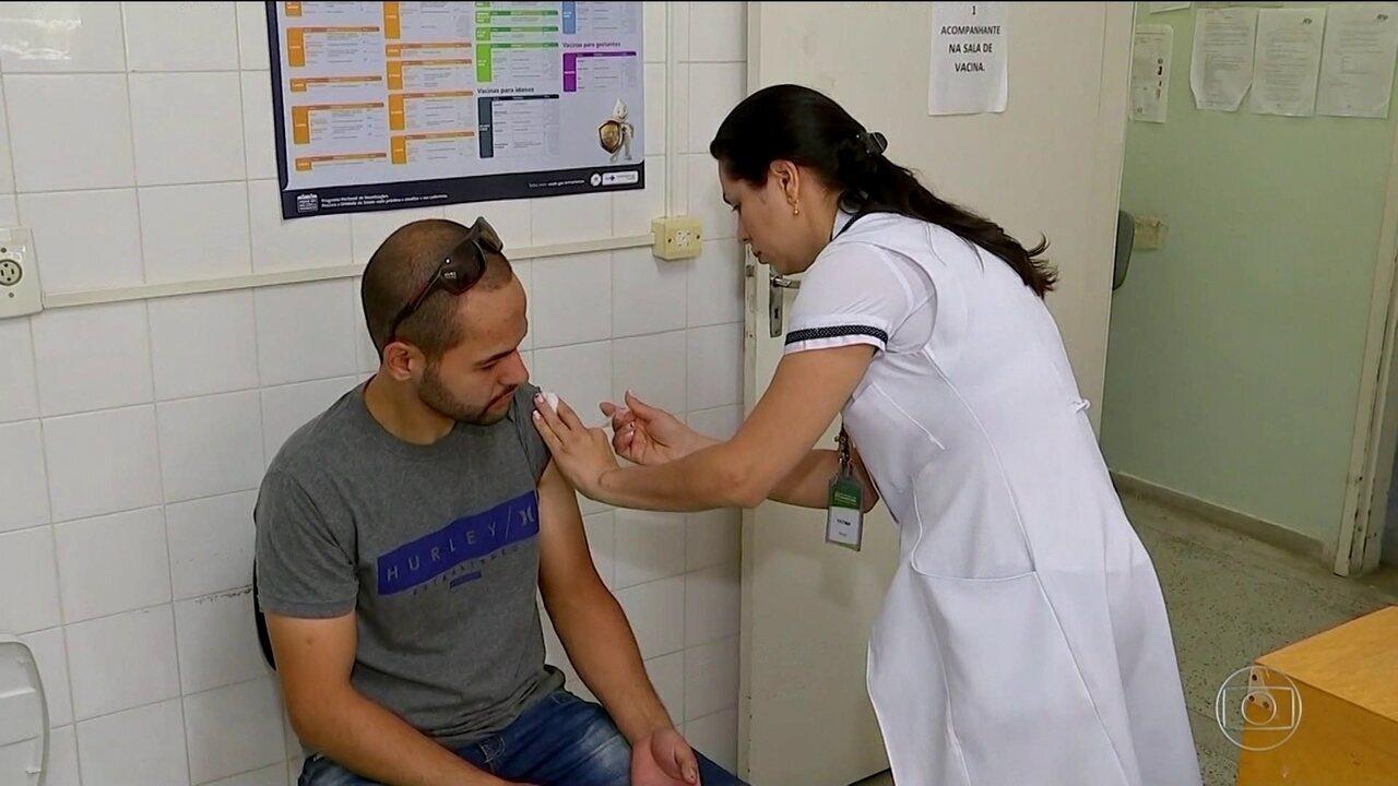 Adultos de 20 a 29 anos são público alvo no Dia D contra o sarampo