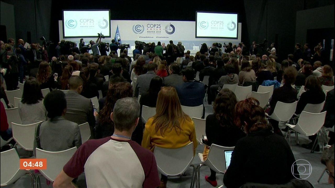 Principal desafio da COP-25 é acelerar o combate às mudanças climáticas