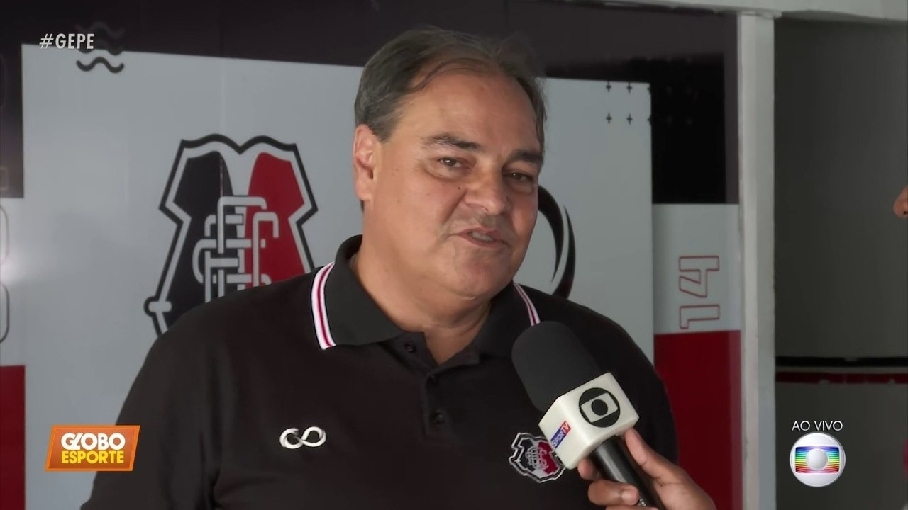 Nei Pandolfo revela novidades na busca por técnico e jogadores no Santa