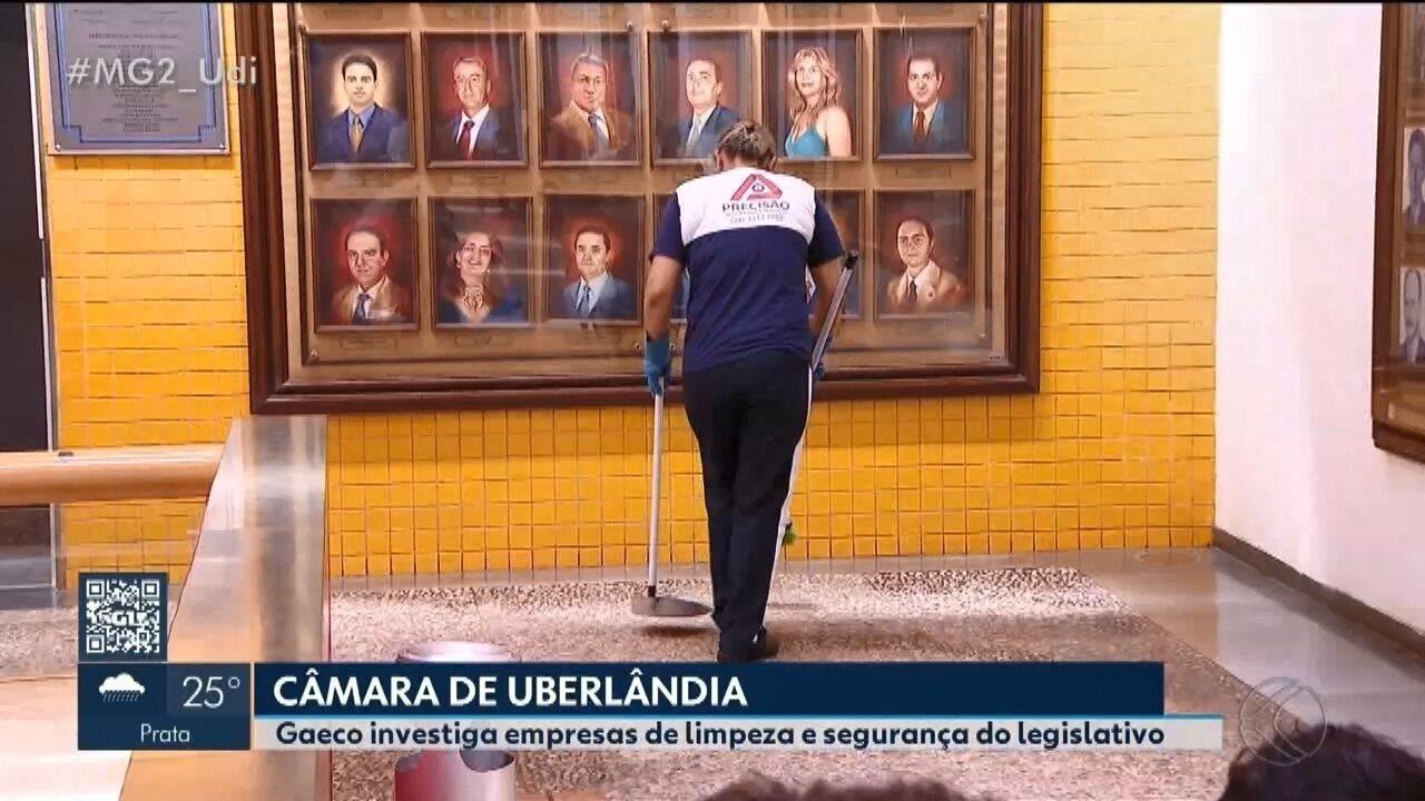MP recomenda não renovação de contratos de segurança e limpeza na Câmara de Uberlândia