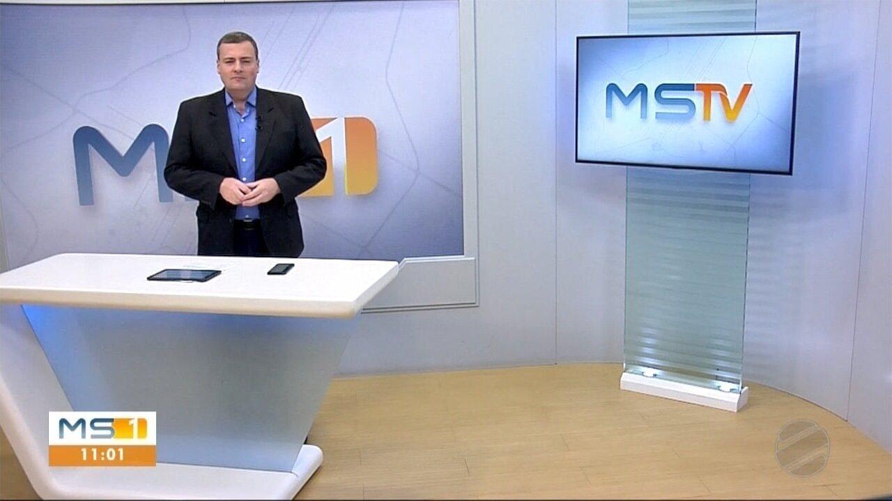 MSTV 1ª Edição Dourados - edição de terça-feira, 03/12/2019 - MSTV 1ª Edição Dourados - edição de terça-feira, 03/12/2019