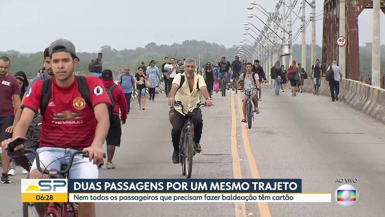 Bom Dia São Paulo - Edição de Quarta-Feira, 04/12/2019 - Vídeo mostra chegada da PM à Paraisópolis na noite de baile funk. Quarenta toneladas de produtos falsificados são apreendidos no Brás.