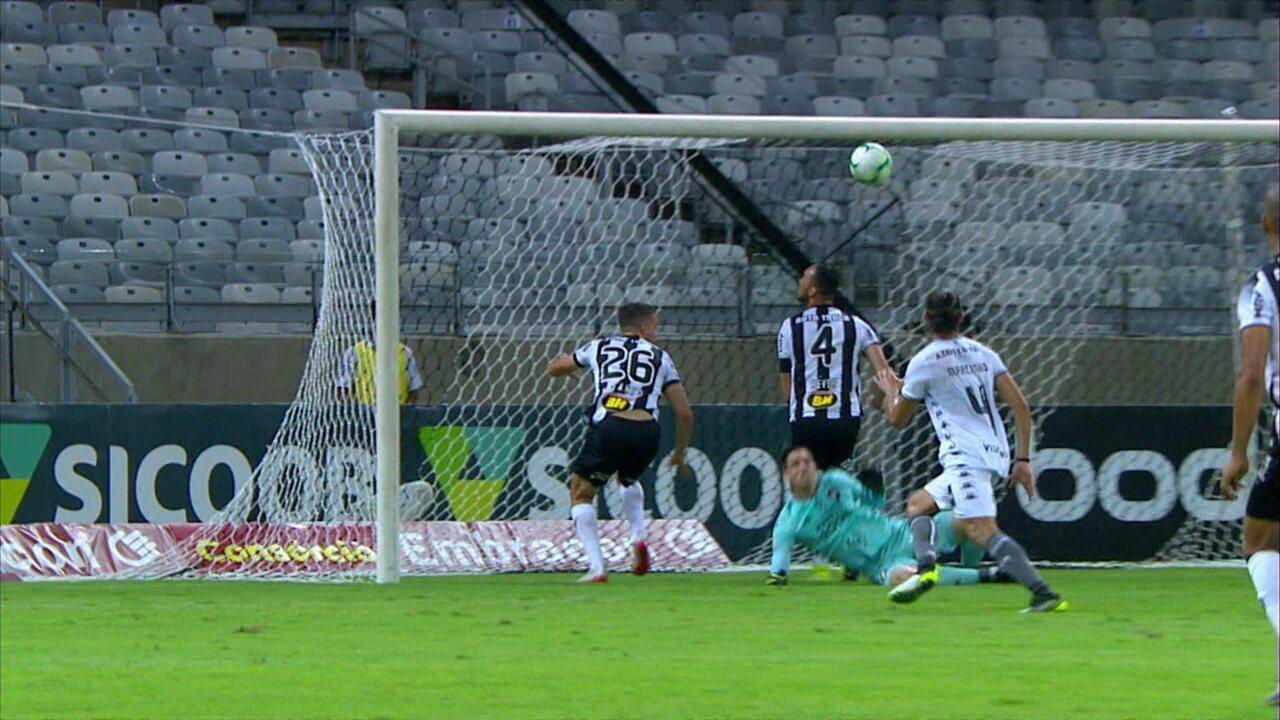 Melhores momentos: Atlético-MG 2 x 0 Botafogo pela 37ª rodada do Brasileirão 2019