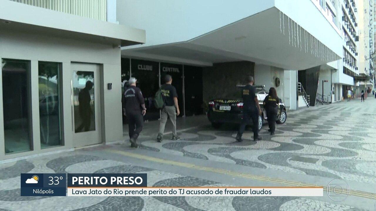 Lava Jato prende perito do TJ acusado de fraudar laudos para favorecer empresas de ônibus