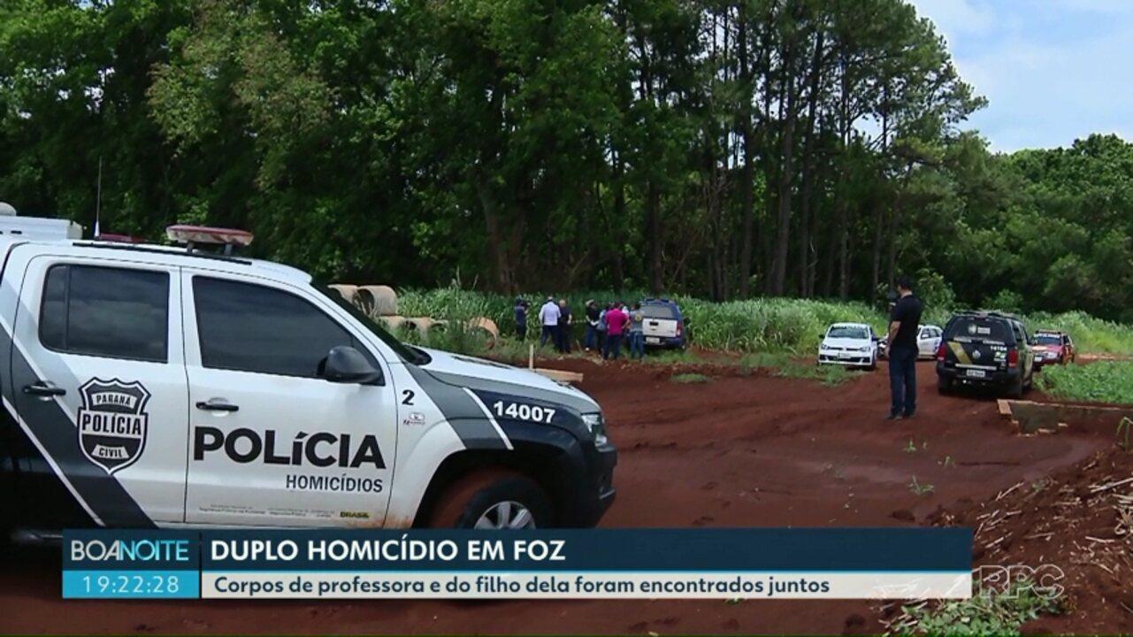 Polícia investiga um série de homicídio em Foz do Iguaçu