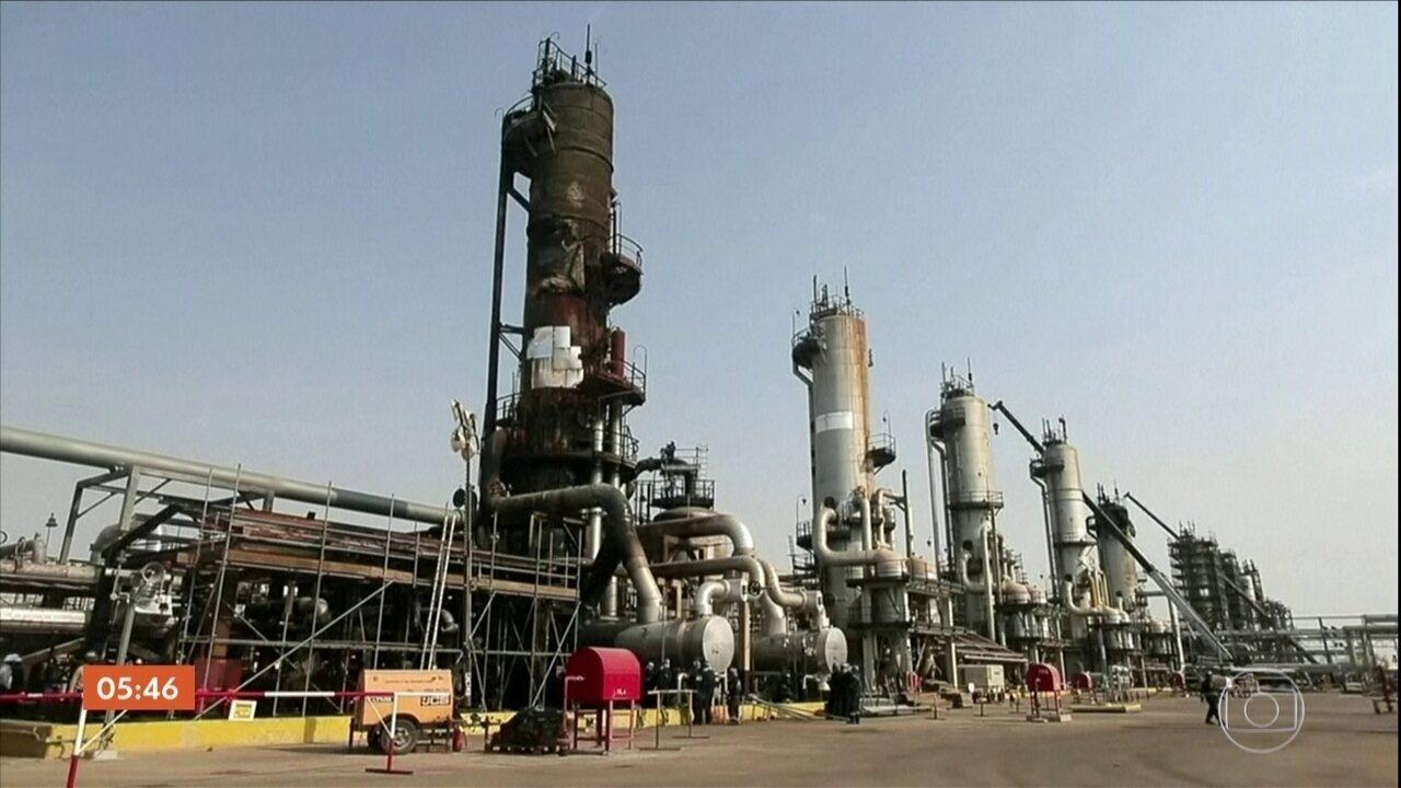 Estatal de petróleo levanta mais de US$ 25 bi na maior oferta inicial de ações já feita