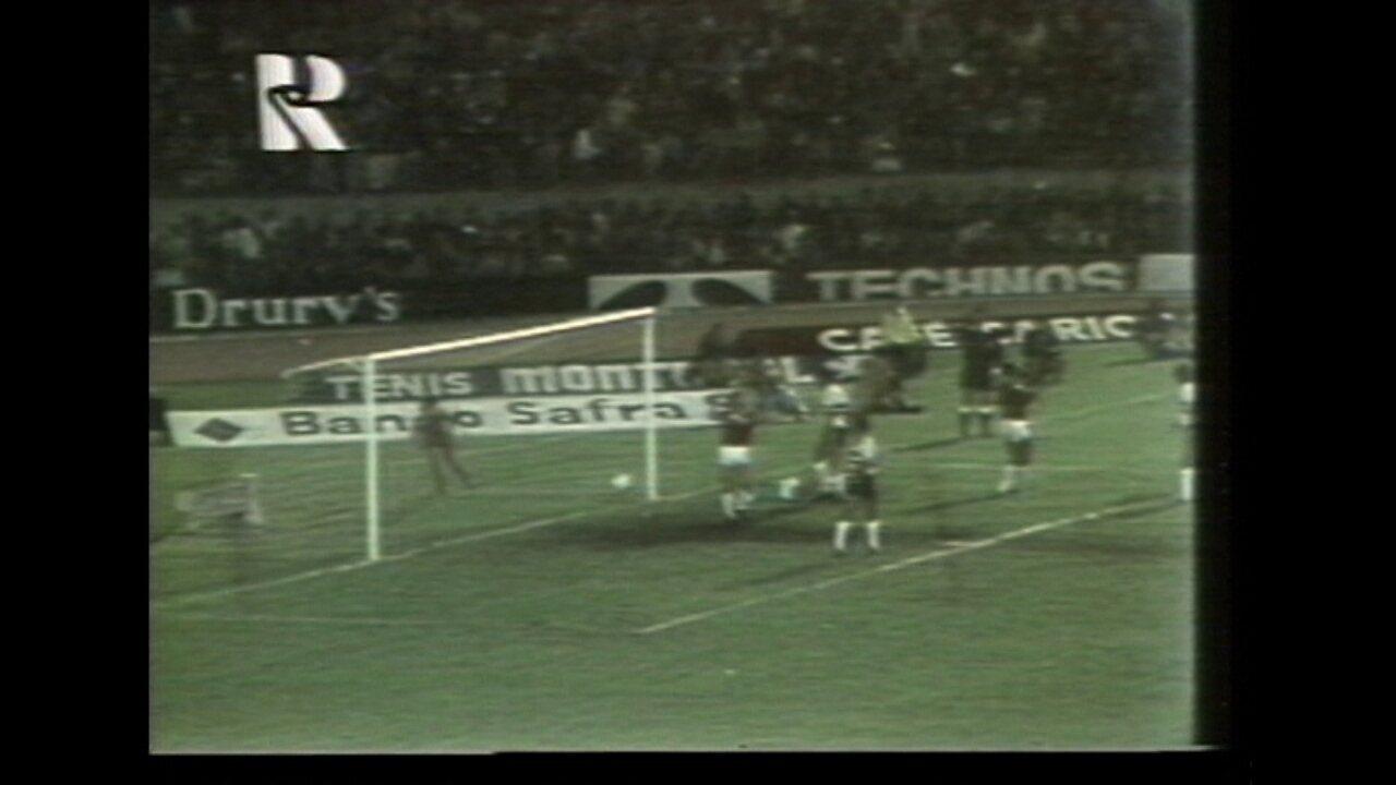 Em 1978, Santa Cruz perde invencibilidade na Série A do Brasileiro