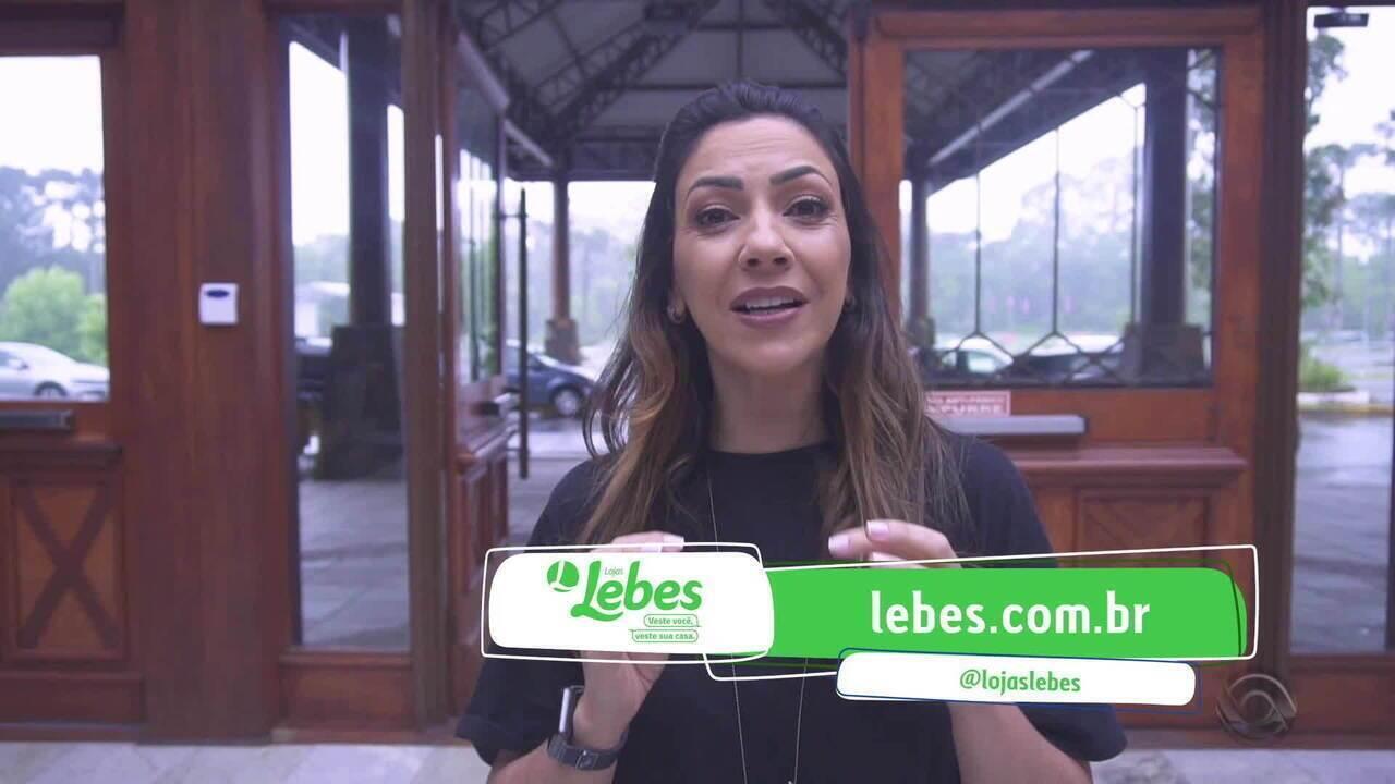 Colaborador das Lojas Lebes é surpreendido no 'Posso Entrar?' deste sábado (7)