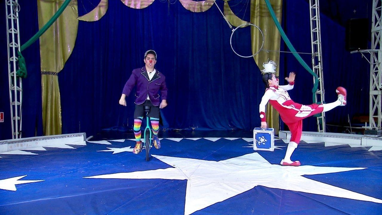 Antena Paulista - Edição de 08/12/2019 - Circo oferece aulas para crianças em São Paulo. Decoração de Natal é destaque em Guararema.