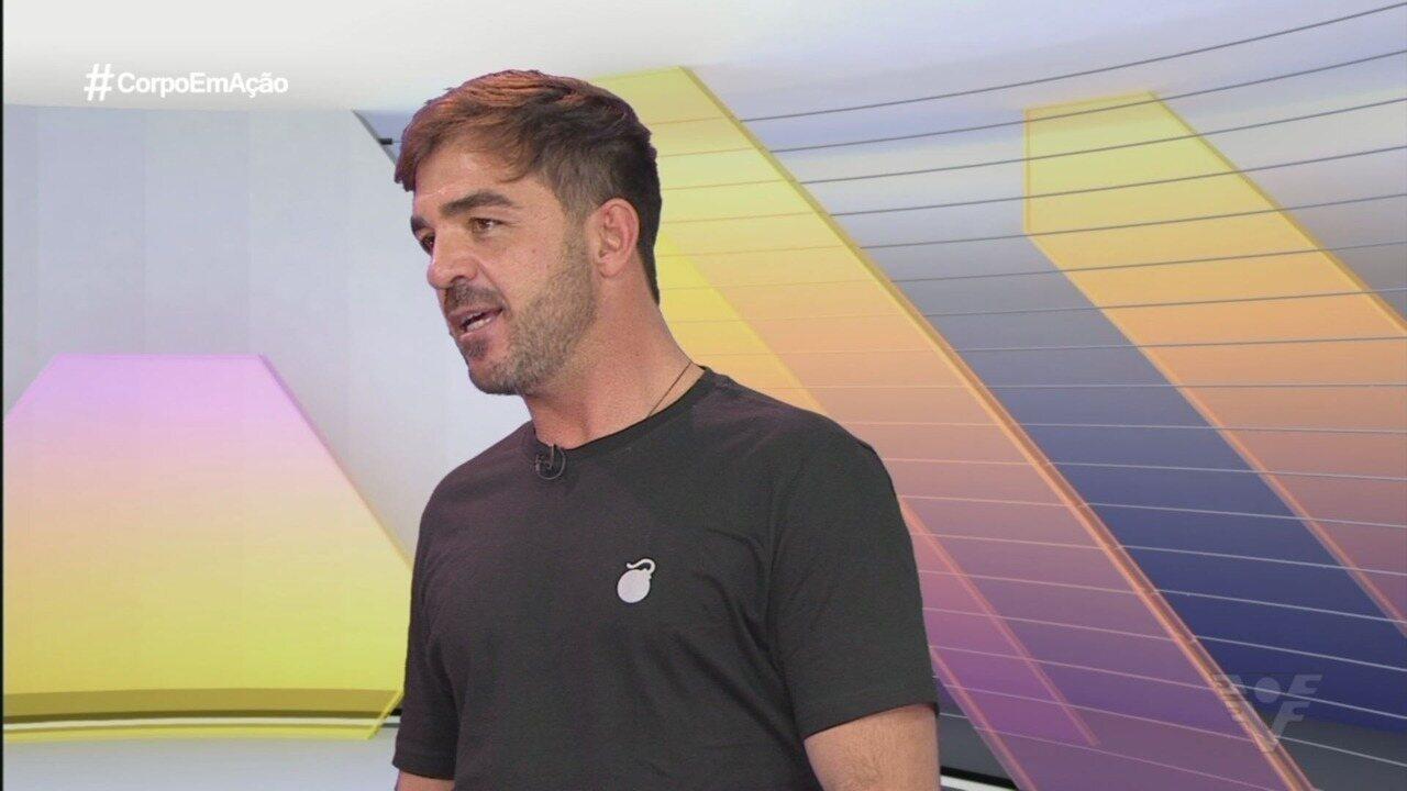 Especialista em ondas gigantes, Rodrigo Koxa fala sobre próximos desafios em Nazaré