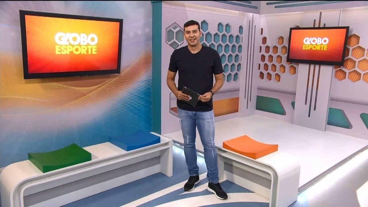 Confira a íntegra do Globo Esporte Triângulo Mineiro deste sábado - Globo Esporte - TV Integração - 07/12/2019