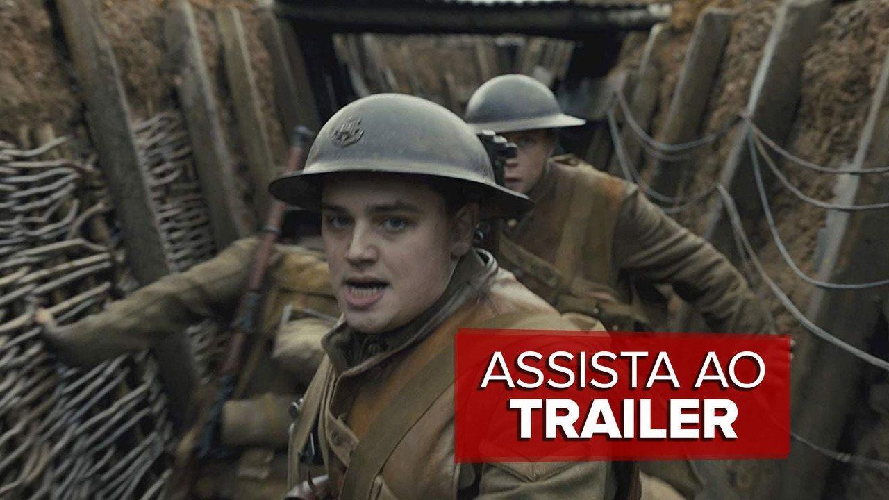 '1917': Veja o trailer
