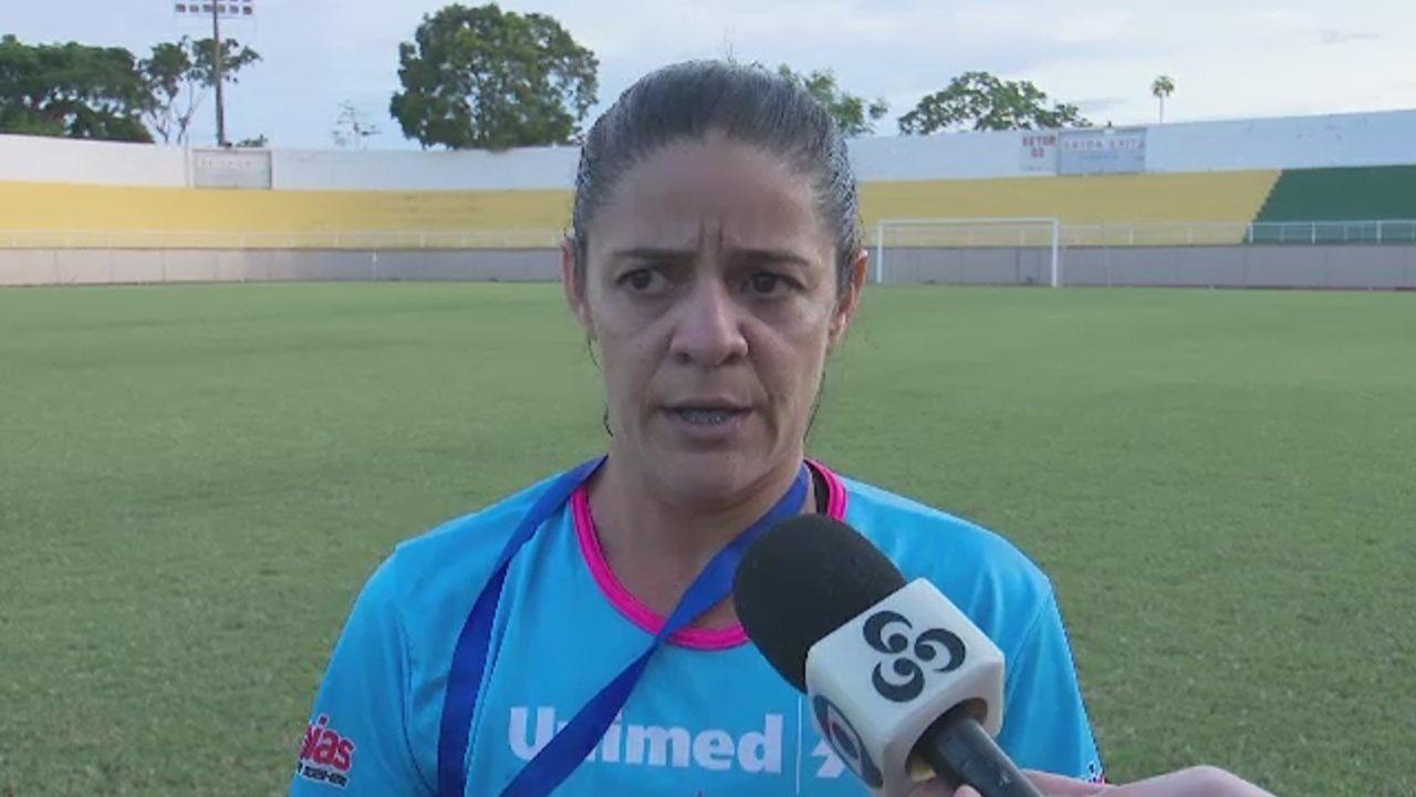 Capitã do Atlético-AC destaca dificuldade para conquista do tri do Acreano Feminino