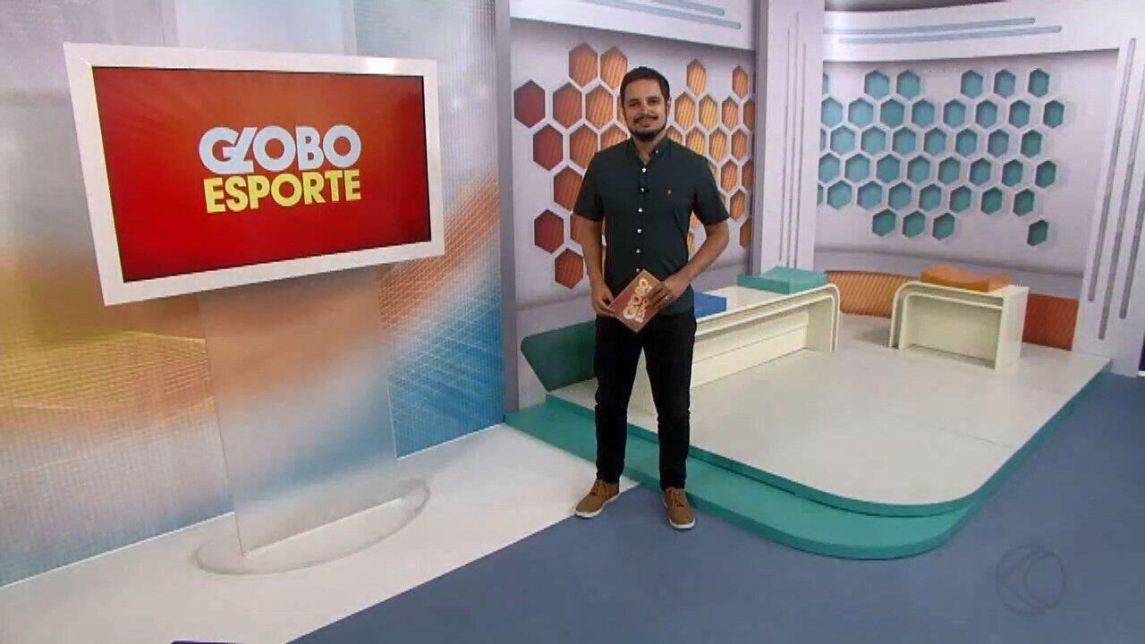 Confira a íntegra do Globo Esporte desta segunda-feira - Globo Esporte - Zona da Mata - 09/12/2019