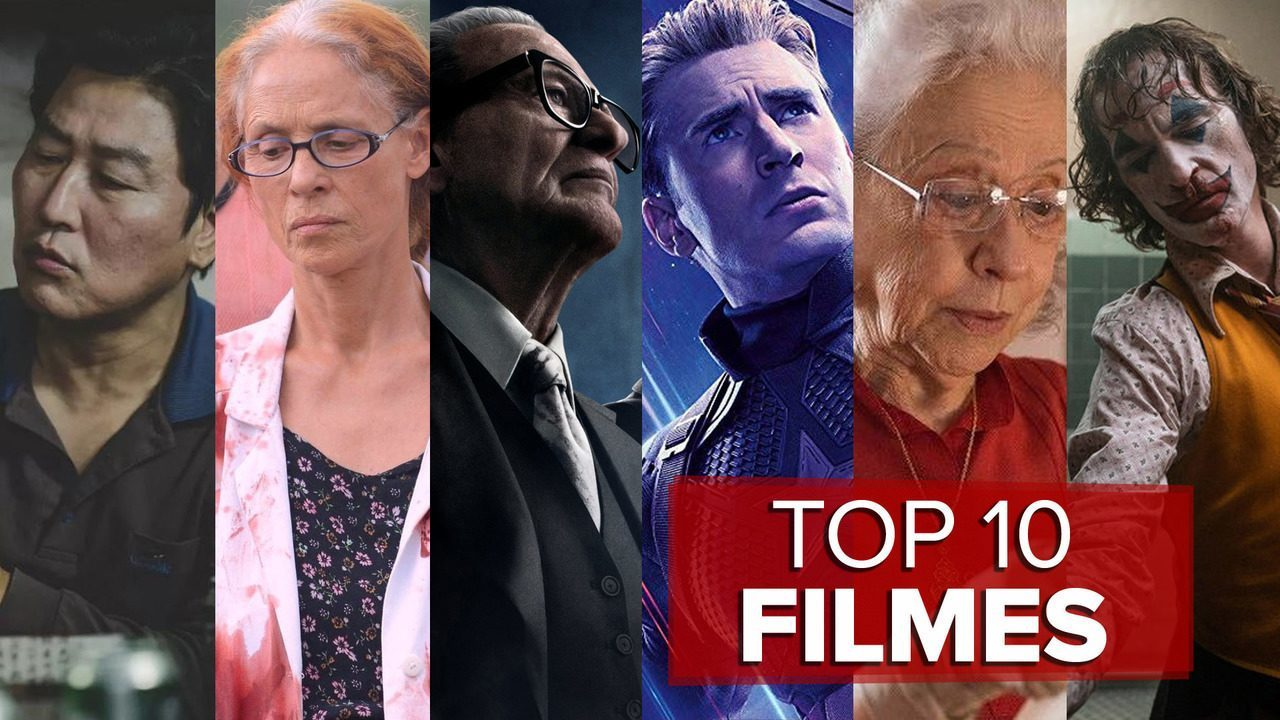 Os 10 filmes que marcaram 2019
