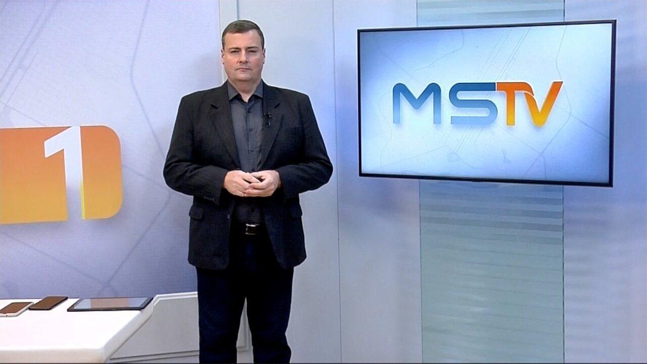 MSTV 1ª Edição Dourados - edição de segunda-feira, 09/12/2019 - MSTV 1ª Edição Dourados - edição de segunda-feira, 09/12/2019