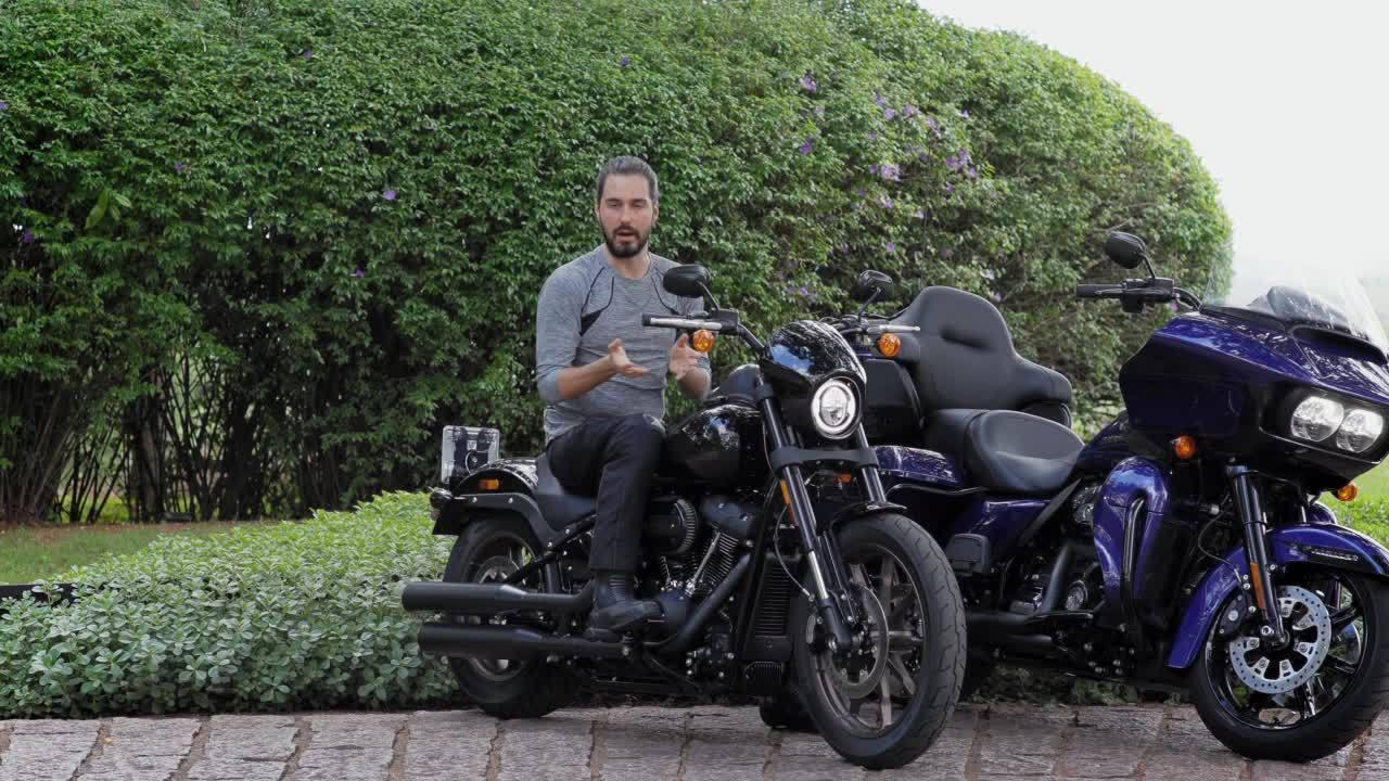 Harley-Davidson Low Rider e Touring 2020: preços, equipamentos e impressões