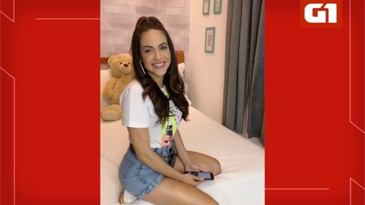 Cantora conversa com Neymar pelo Insta