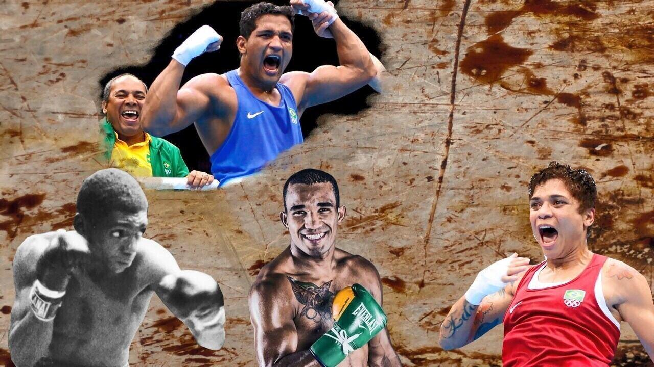 Professor olímpico aborda o boxe, promessa de medalhas para o Brasil