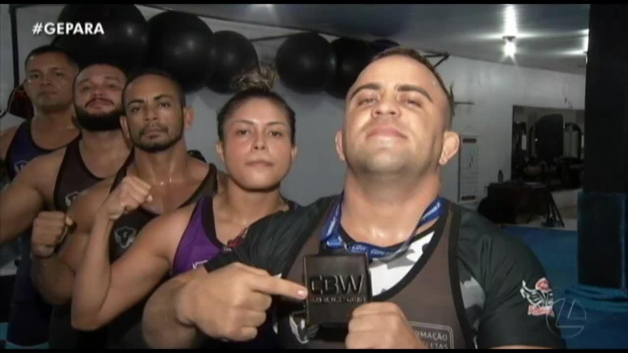 Remo comemora colocação importante no Brasileiro Interclubes de Luta Olímpica