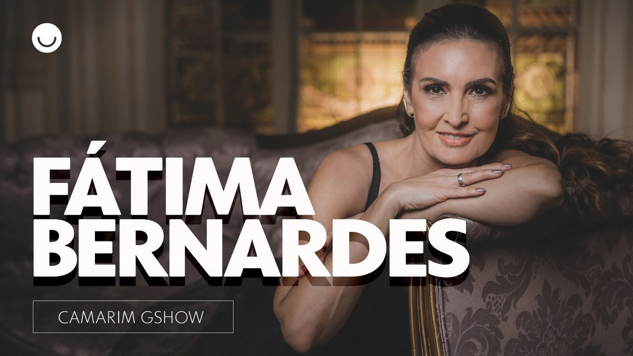 Confira o making of do 'Camarim Gshow' com Fátima Bernardes