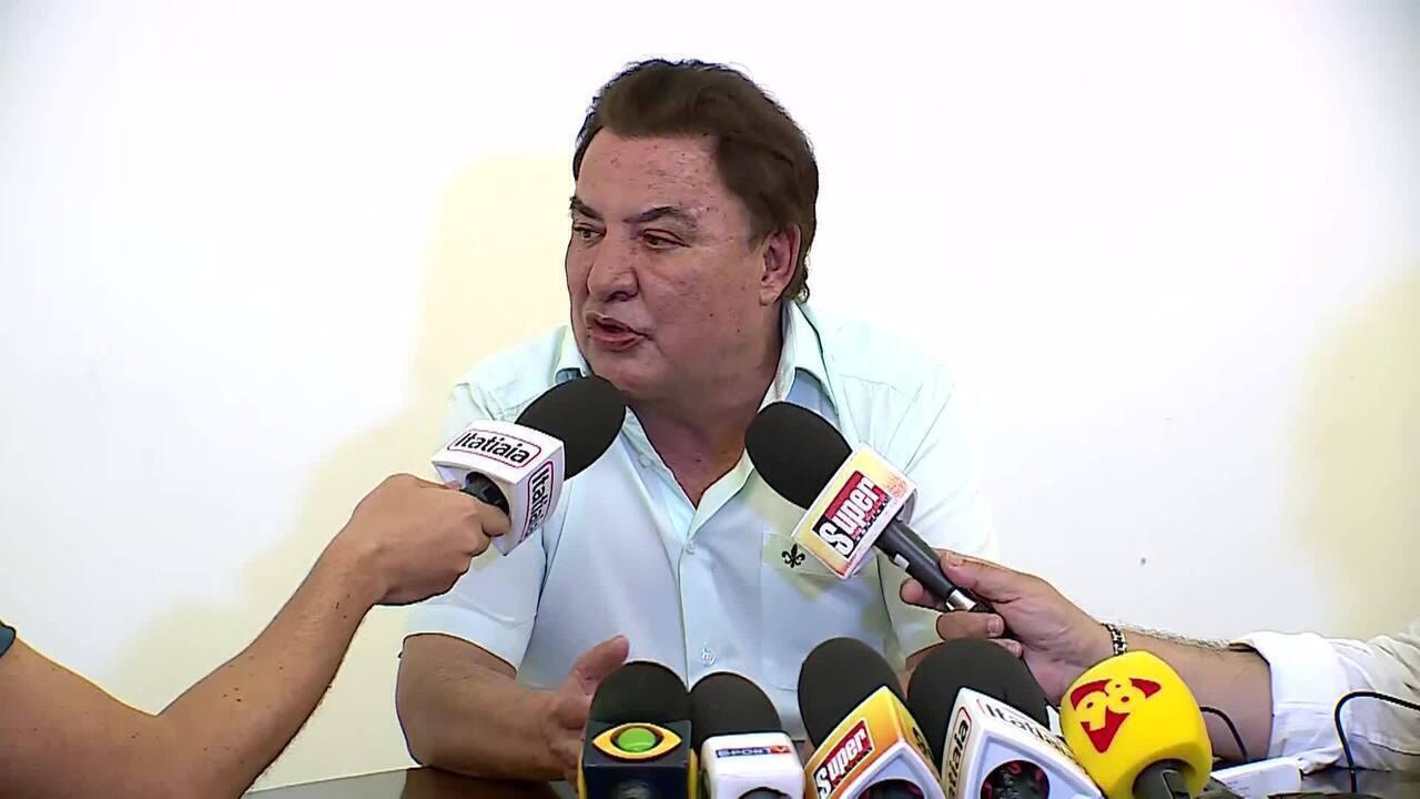 Após deixar Cruzeiro, Perrella diz que não volta ao Conselho e ataca presidente