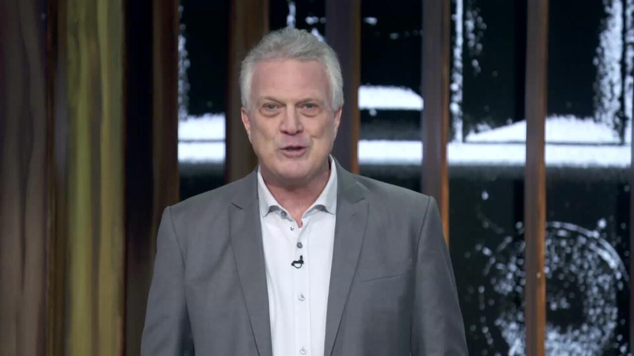 O 'Conversa com Bial' recebe DJ Rennan da Penha no programa desta quinta-feira, 12/12
