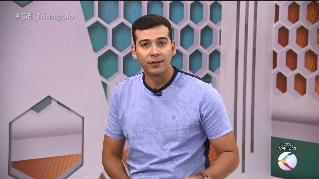 Confira a íntegra do Globo Esporte Triângulo Mineiro - Globo Esporte - Triângulo Mineiro - 12/12/19