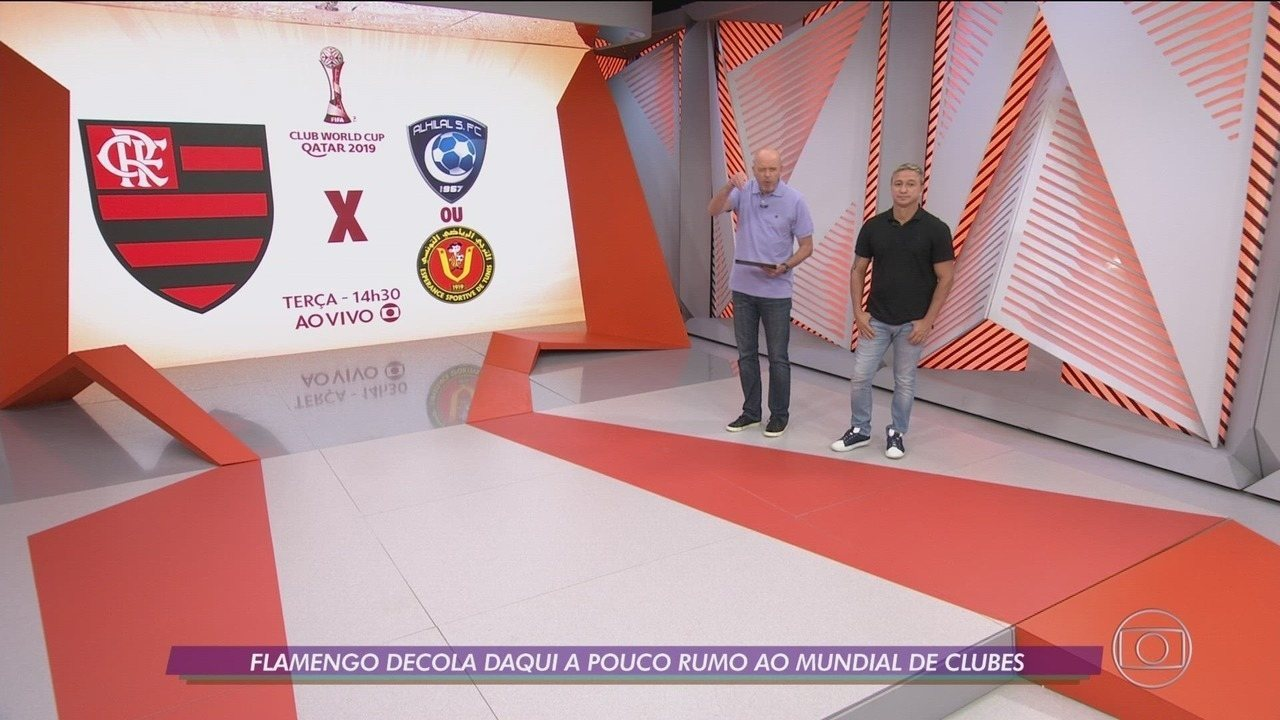 Globo Esporte, sexta-feira, 13/12/2019 na Íntegra - O Globo Esporte atualiza o noticiário esportivo do dia.