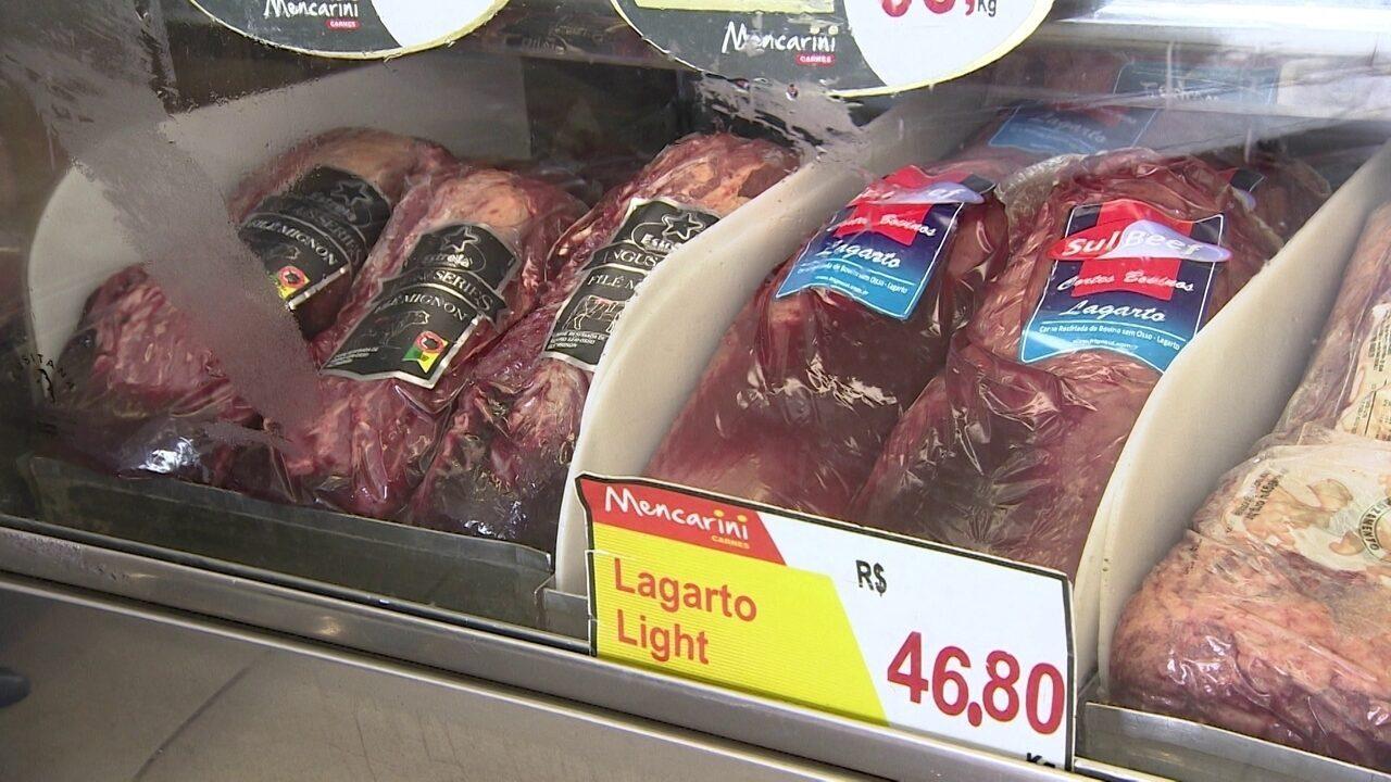 Pequenos açougues se adaptam ao alto preço da carne