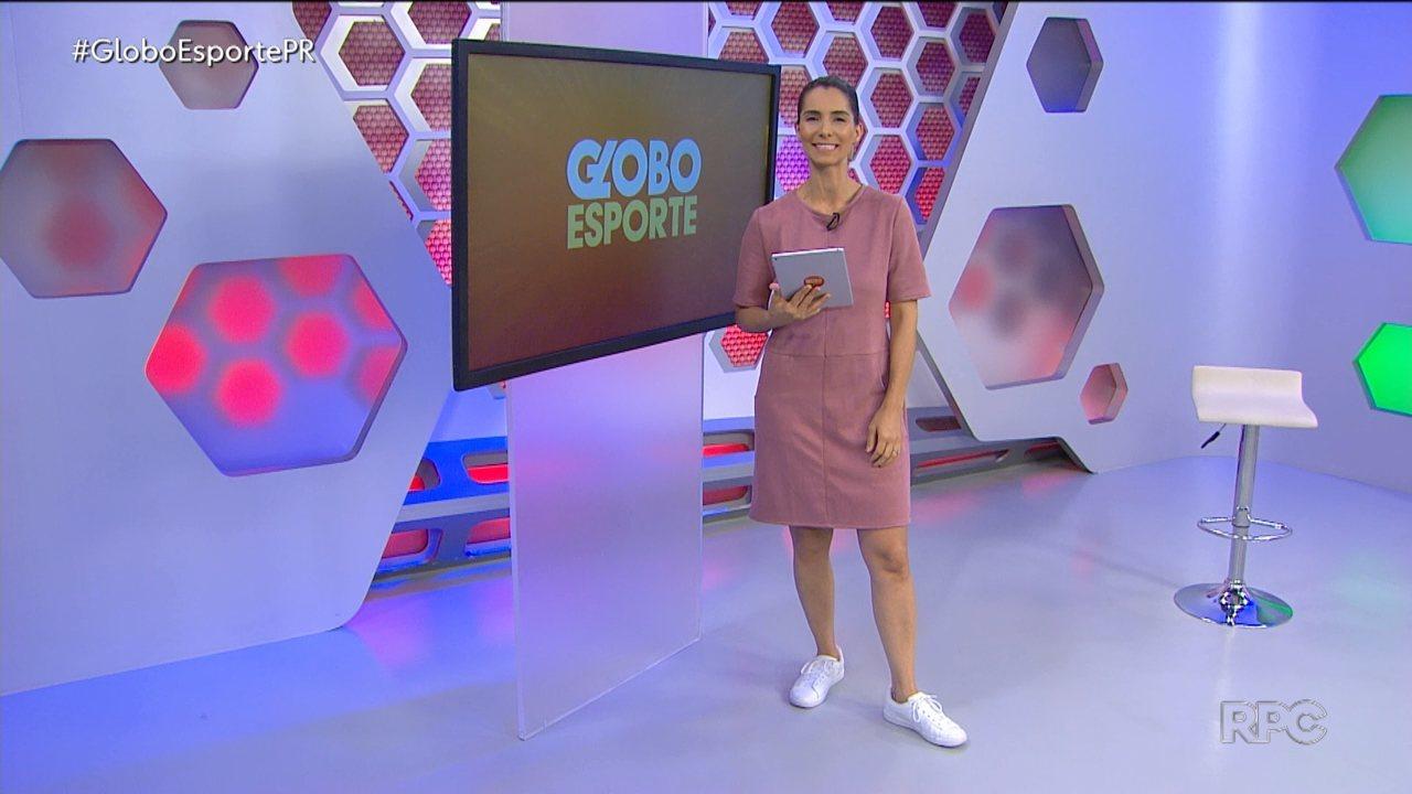 Confira a íntegra da edição do Globo Esporte-PR desta sexta-feira, 13/12 - Confira a íntegra da edição do Globo Esporte-PR desta sexta-feira, 13/12