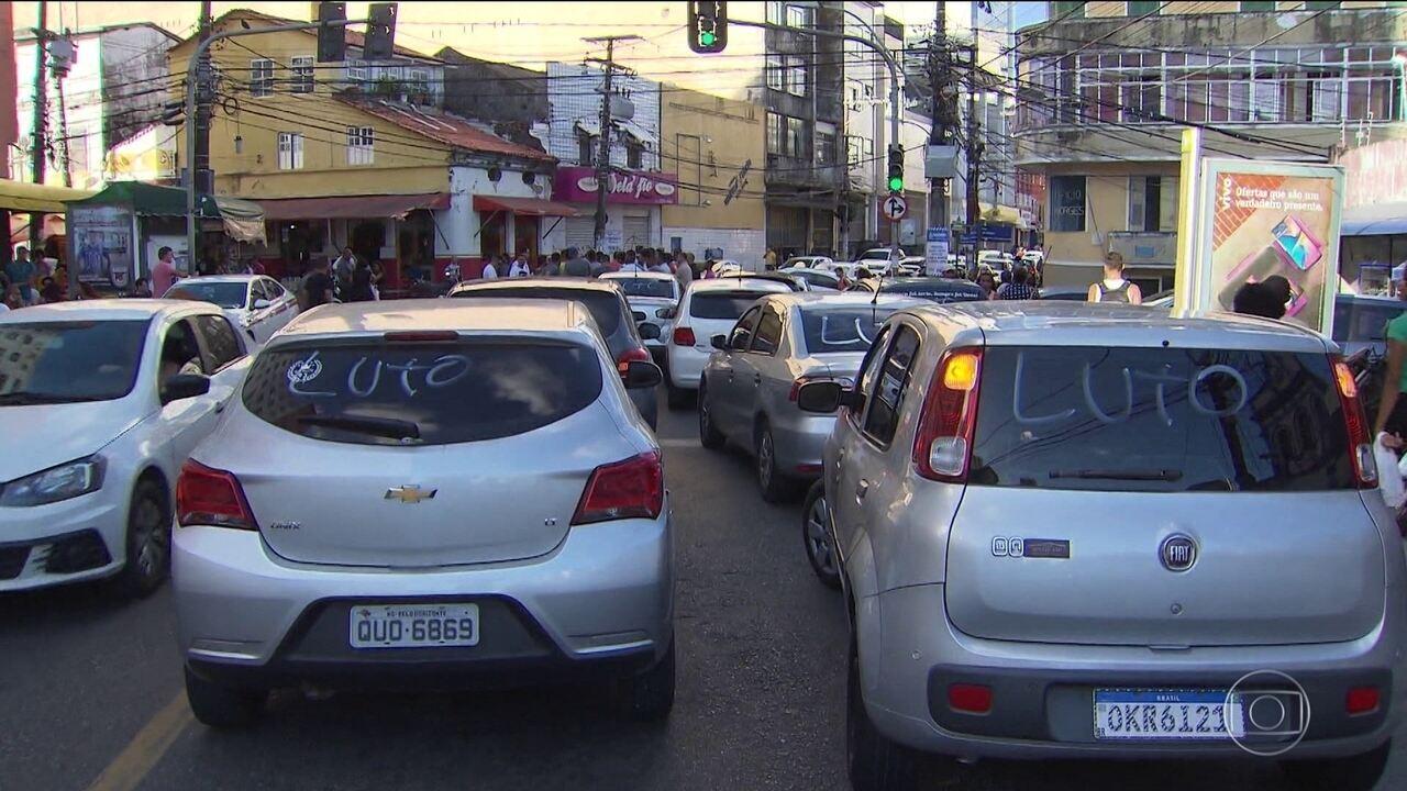 Quatro homens são encontrados mortos na periferia de Salvador