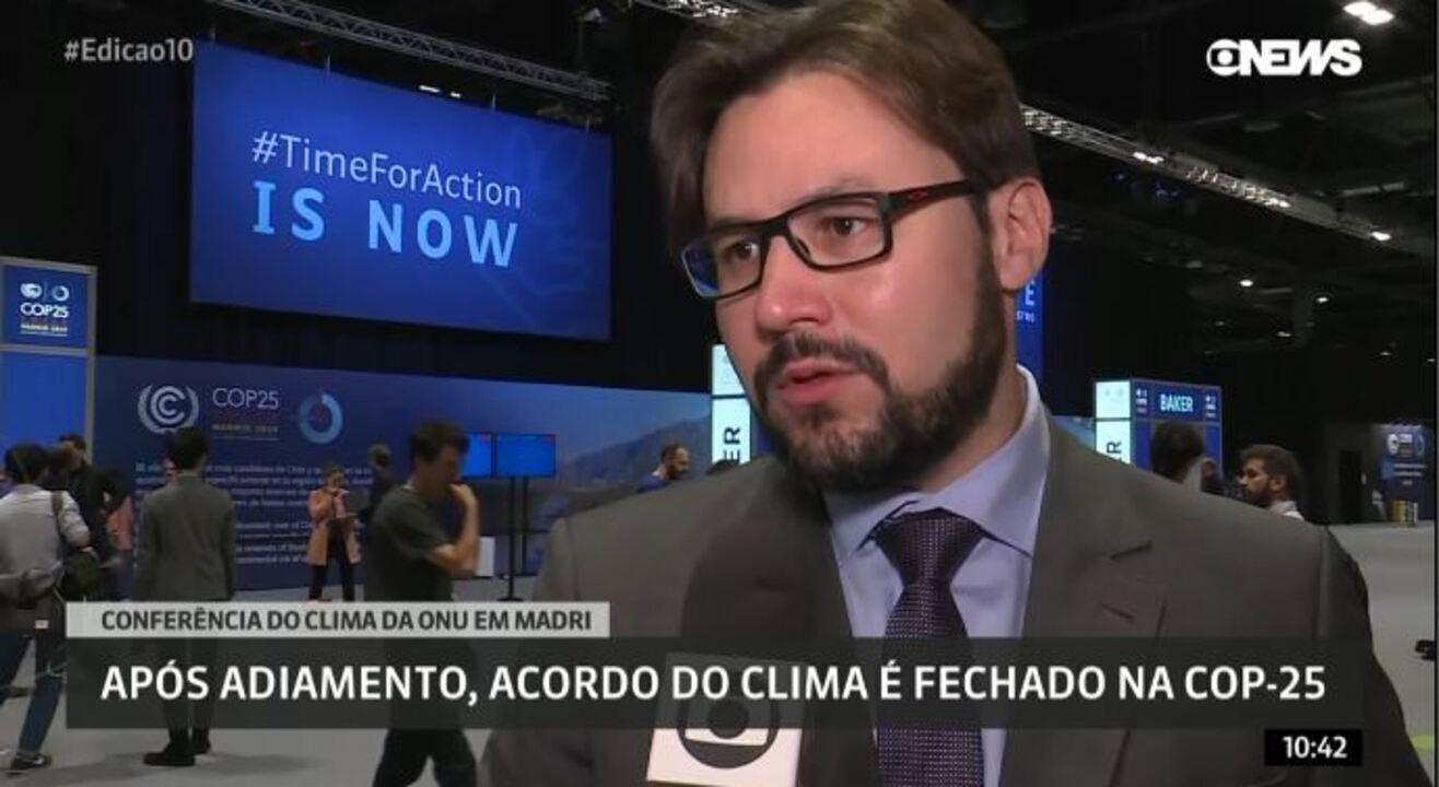 Brasil se opôs à importância dos oceanos e impacto de uso da terra nas mudanças climáticas