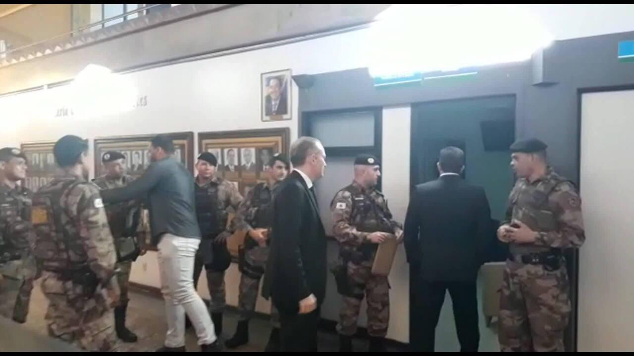 Resultado de imagem para Vinte vereadores de Uberlândia foram alvos de mandados de prisão