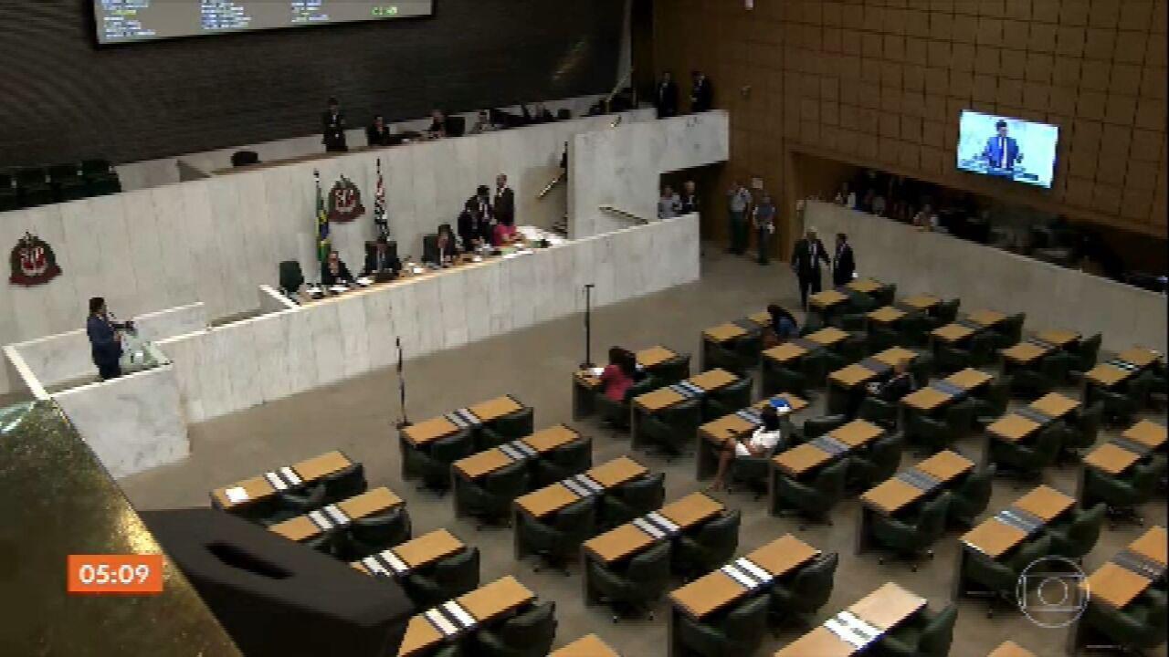 Base do governo na Alesp desiste de votar reforma da Previdência dos servidores do estado neste ano