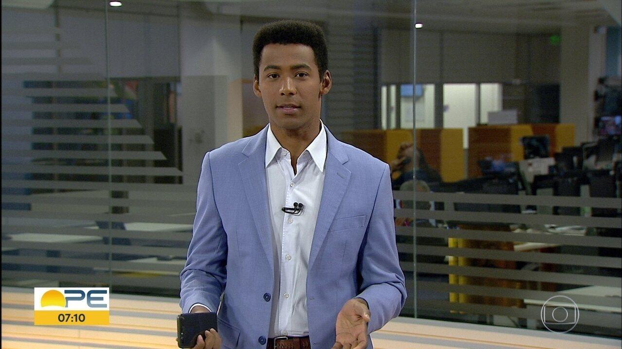 Dupla morre em acidente de moto em Camaragibe