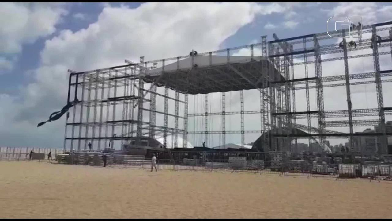 Reveillon fortaleza 2020