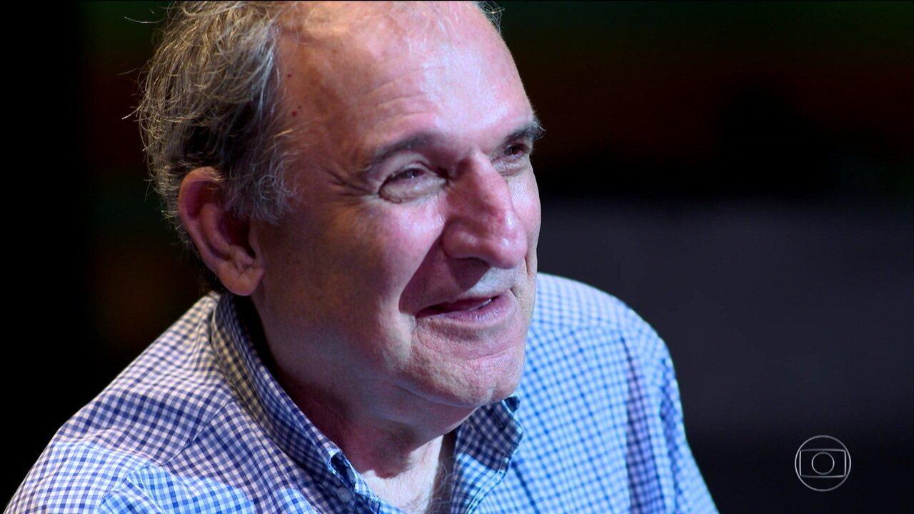 Esporte Espetacular homenageia Osmar Santos - O pai da matéria