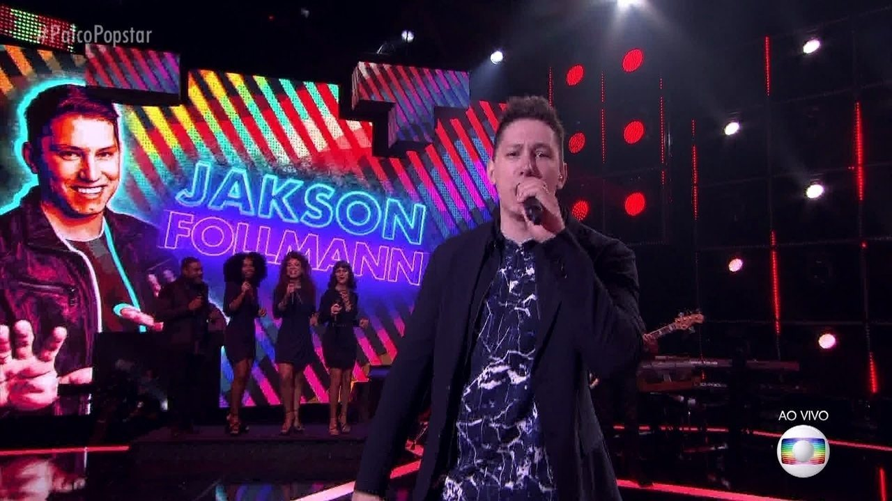 Jakson Follmann canta 'Propaganda' na grande final do 'PopStar'